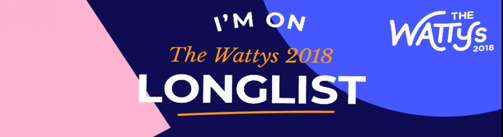 Wattys2018 semifinalista